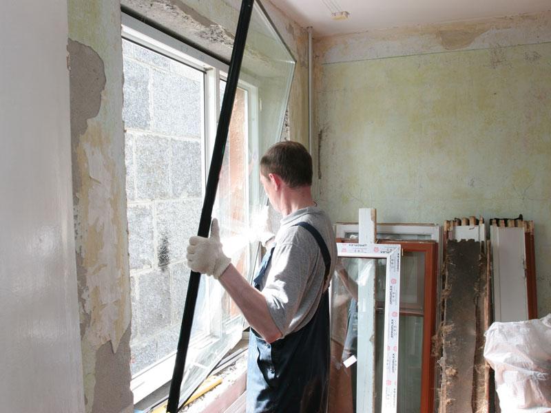 Как правильно подготовить квартиру к установке окон ПВХ