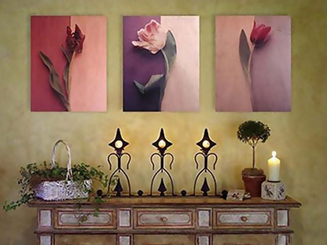 Картина в доме: пусть она излучает только позитивную энергию