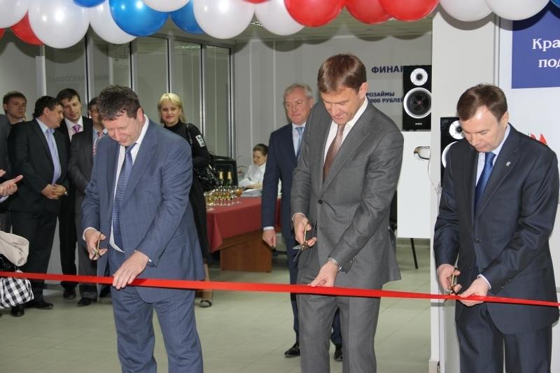 ЛенСпецСМУ открыло офис продаж во Владивостоке