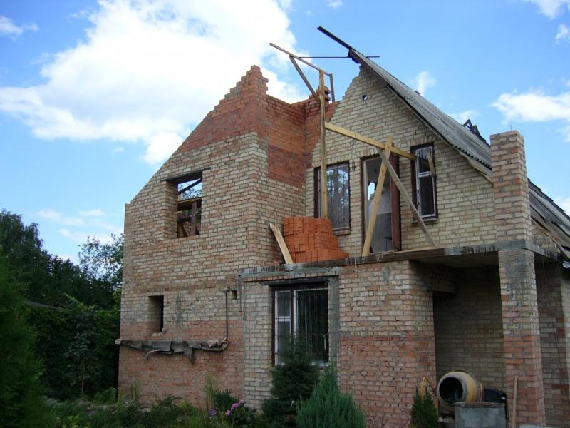 Советы поэтапные инструкции по реконструкции дома