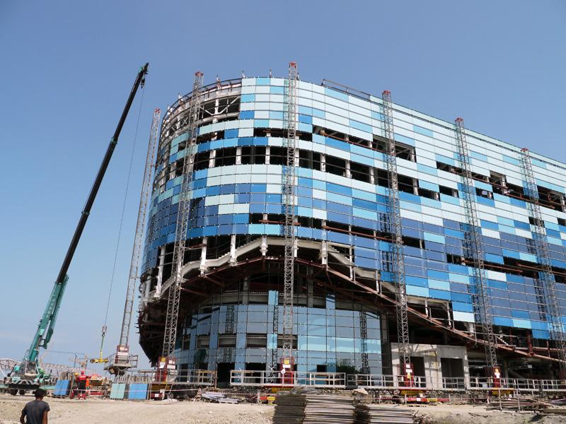 Строительство фристайл-центра в Москве начнется в 2014 году