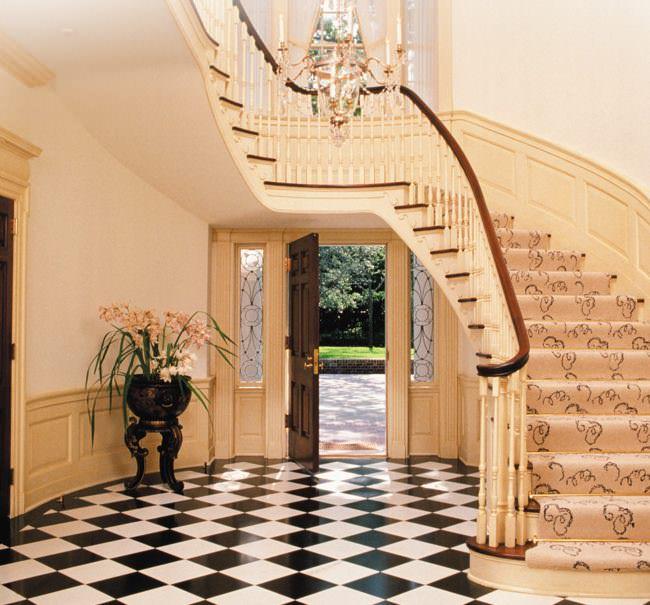 Типология и классификация лестниц