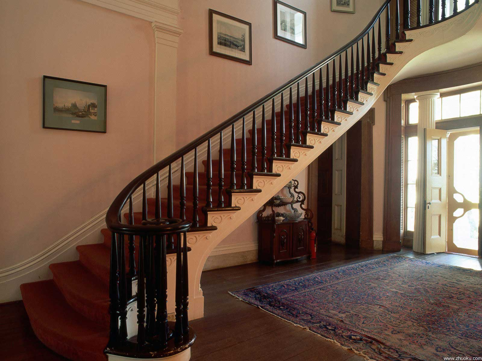 Устройства современных лестниц