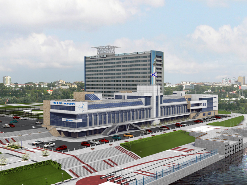 В Москве запланировано строительство четырех новых вокзалов