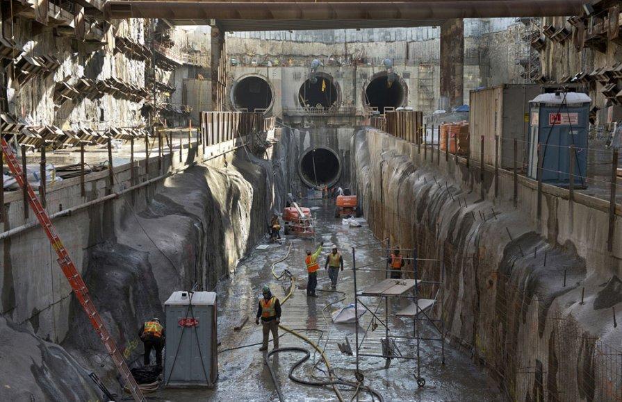 Воробьев: строительство метро из Подмосковья к Москве начнется в 2015 году