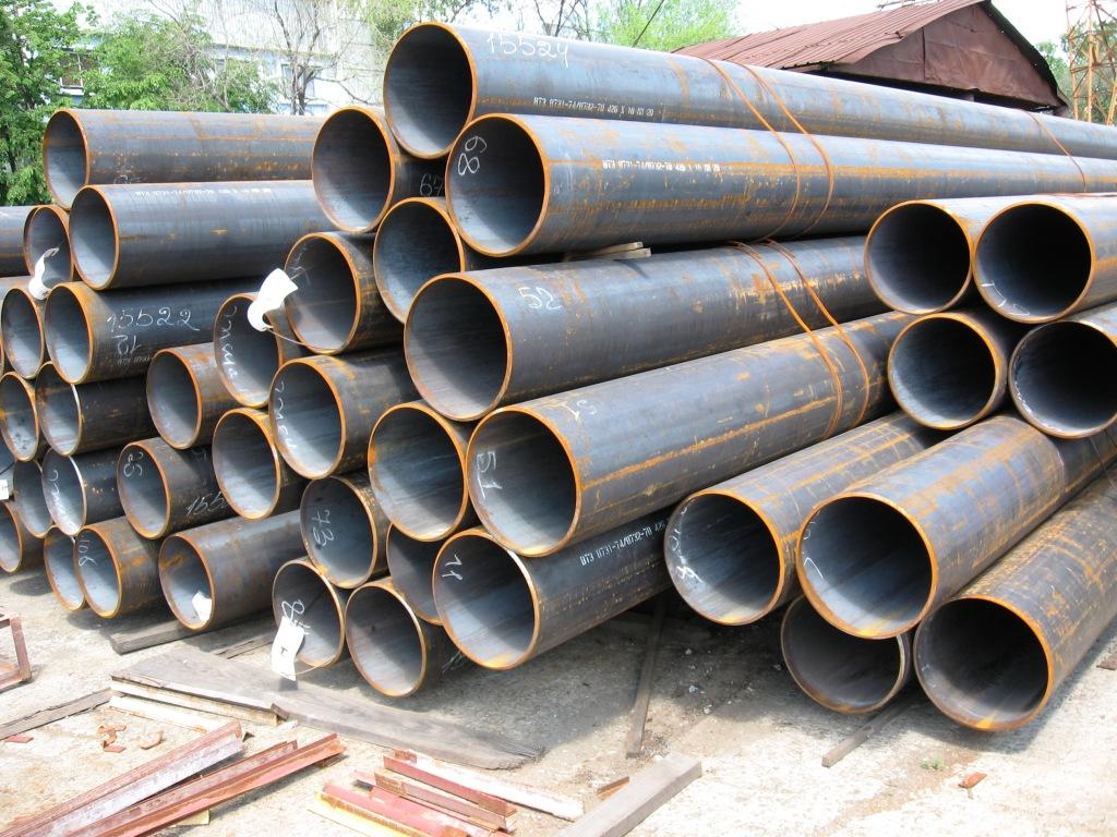 Применение стальных труб в строительстве