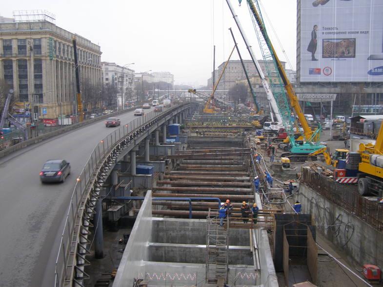 В Генплане Москвы будет учтено развитие подземного пространства