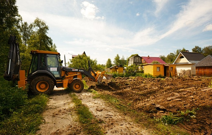 Как подготовить участок к строительству дома