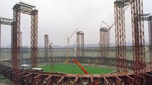 реконструкция арены «Лужники»