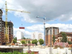 В январе-июле 2013 года в Московской области ввели в эксплуатацию 2,584 миллиона квадратных метров жилья