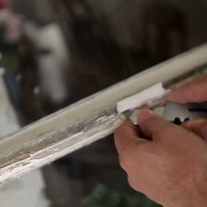 как покрасить старое окно