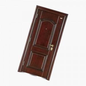 установка стальной входной двери