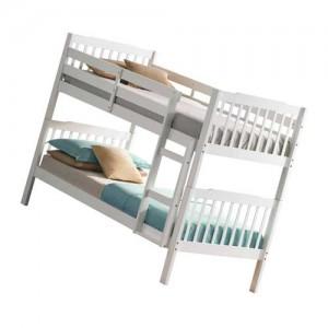 дизайн двухъярусных кроватей