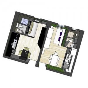 разработка дизайн проекта загородного дома