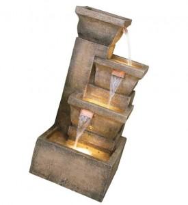 домашний декоративный фонтан