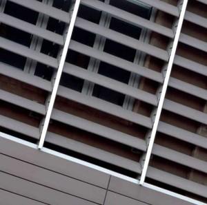 фасадные жалюзи