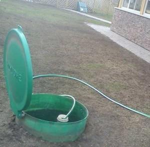 системы канализации для коттеджа