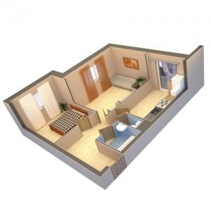 образцы перепланировки квартиры