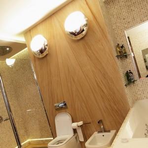 пробковое покрытие в ванной