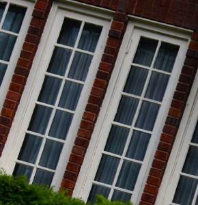 большие окна для частного дома