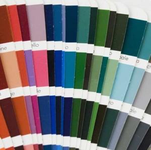 как подобрать цвет краски для стены