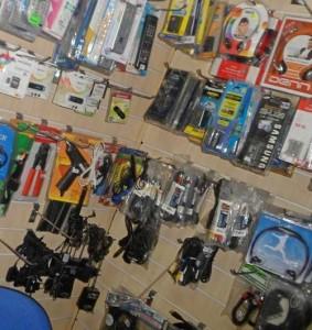 Магазины электротоваров