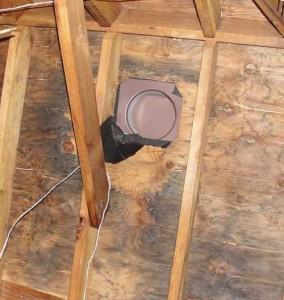 обустройство мансарды в деревянном доме