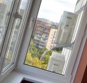 остекление балкона на последнем этаже