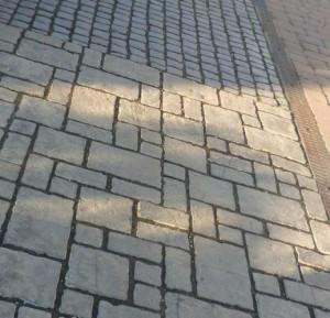 расценки на укладку тротуарной плитки