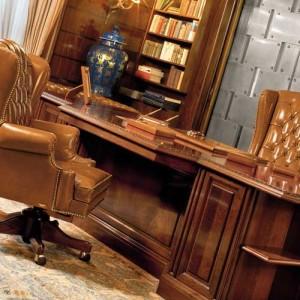 кабинет в итальянском стиле