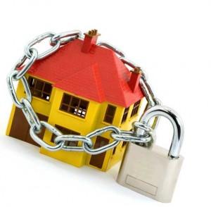 Обеспечение охраны  жилых помещений