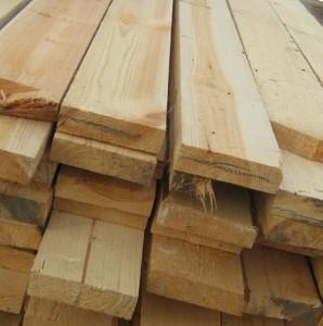 Деревянная доска в строительстве