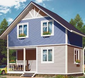 Неоспоримые достоинства каркасных домов
