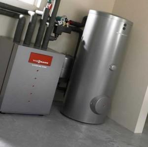 система газового отопления частного дома
