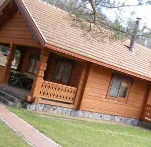 строительство одноэтажного деревянного дома