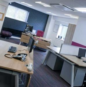 Всесторонний подход к ремонту офиса