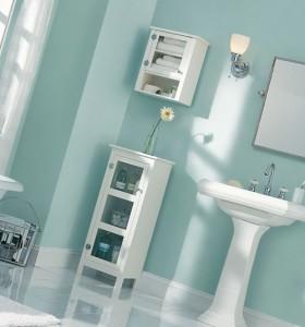 стильный дизайн в ванной