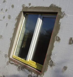 утепление фасада дома из газобетона