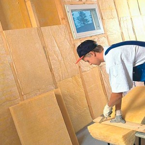 материалы для утепления стен изнутри