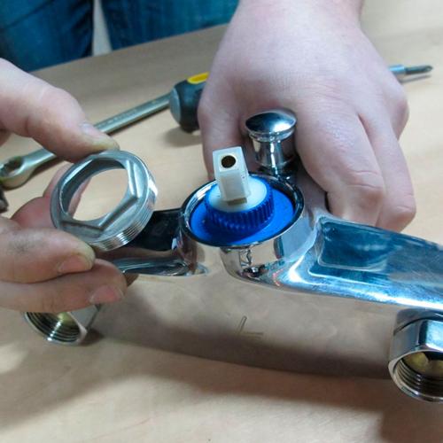 Что нужно знать для ремонта крана своими руками?