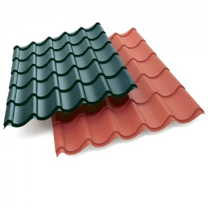 сколько стоит крыша из металлочерепицы