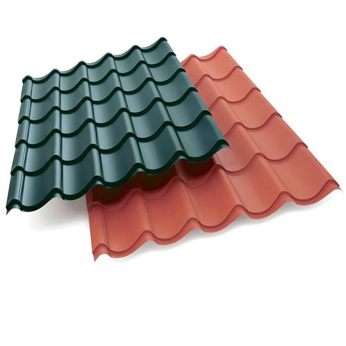 Сколько стоит крыша из металлочерепицы?