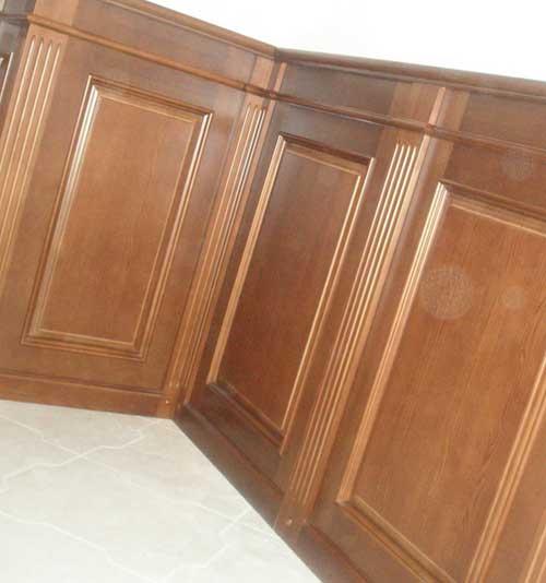 Преимущества использования деревянных панелей для оформления стен