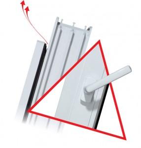 пластиковые окна с микропроветриванием