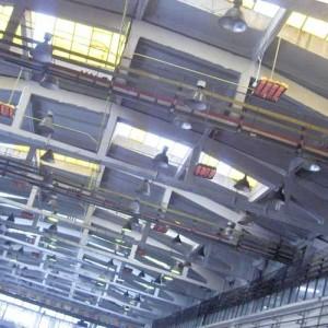 система отопления производственного помещения