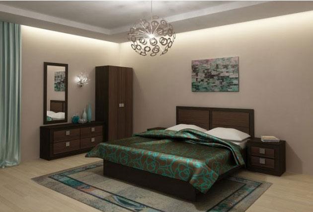 Комод в спальню от Империи Мебели
