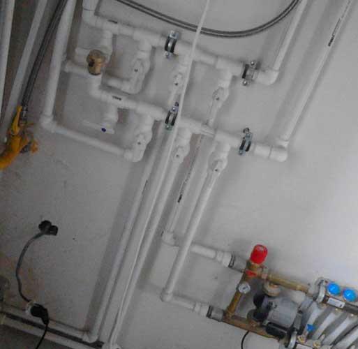 Самостоятельная замена водопровода