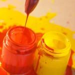 Правила работы с красками