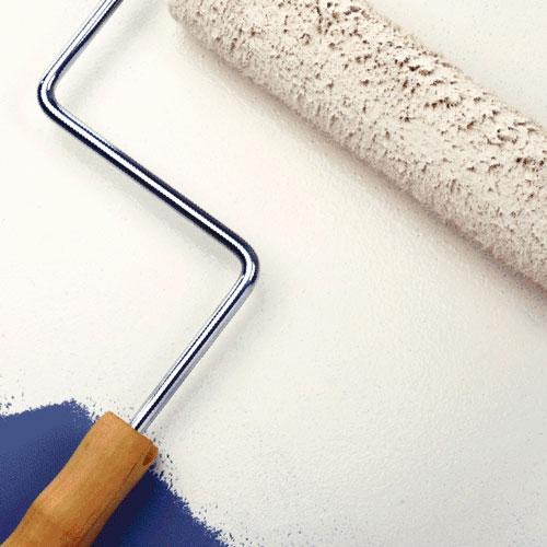 Технология выполнения окраски разных поверхностей при ремонте