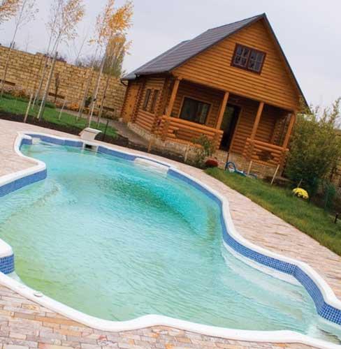 Какой бассейн установить на даче?